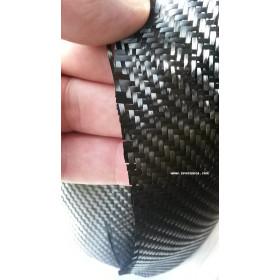 Tessuto fibra di carbonio TWILL 200g 3K hlt 1,2