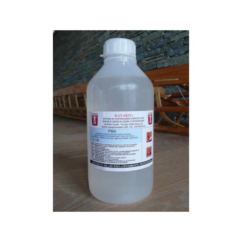 Acetone industriale 1 litro