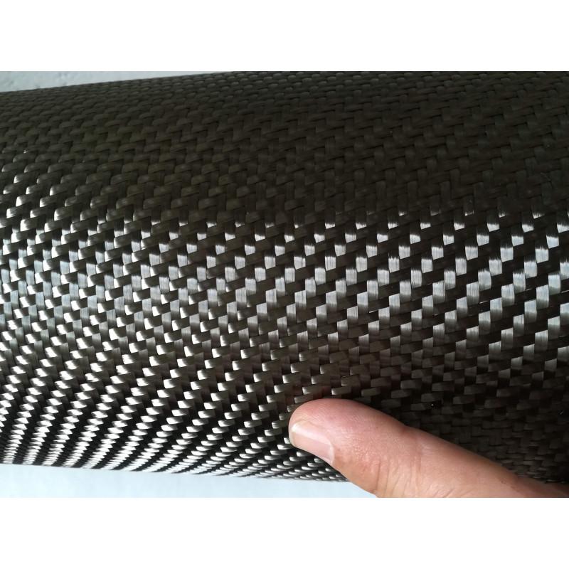 tessuto fibra di carbonio600GR twill