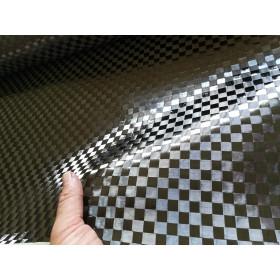 tessuto FLAT FIBER 10X10 160GR carbonlook